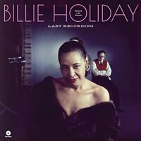 Billie Holiday - Last Recording [New Vinyl LP] 180 Gram, Spain - Impor