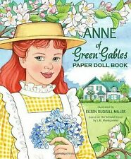 Anne of Green Gables Paper Doll Book Paperback – June 27 2014