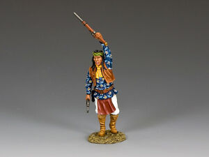 King & Country Taza, Son of Cochise Apache Leader TRW109 The Real West