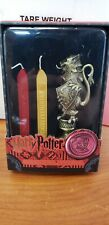 NEW - Warner Bros. -  Harry Potter - Gryffindor Wax Seal - The Noble Collection