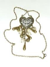 CG2906 Collar - Grande Colgante Forma Corazón