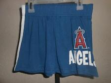 New-Mended Los Angels Angels of Anaheim YOUTH Medium M 10/12 Shorts