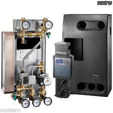 Oventrop / Ditech Regumaq XZ-30-B Frischwasserstation mit Regler, Wärmetauscher