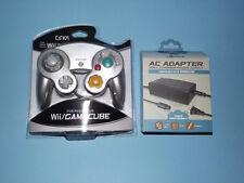 (silver) Controller for Nintendo Wii/gamecube With a Guarantee