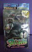 Spawn VIOLATOR II McFarlane Toys 1996 10136 Deluxe Edition F sealed Ultra Figure