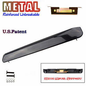 UPGRADED For 04-06 Scion xB Liftgate Tailgate Handle Garnish Hatch SMOOTH BLACK