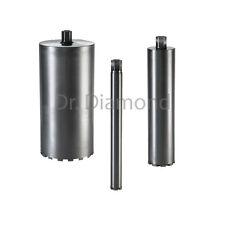 Diamantbohrkrone Kernbohrkrone Nass+Trocken für Kernbohrgerät Ø 22-300 mm