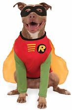 Batman or Robin Dog Costume - Sizes S-M-L-XL-2XL-3XL