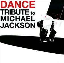 Dance Tribute To Michael Jackson by Various Artists (CD, Sep-2010, Water...