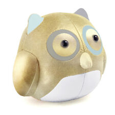 NEW Zuny Cicci Owl Bookend - Gold/Blue/Grey/White > Cicci Series