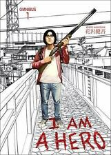 I Am a Hero Omnibus, Volume 1 by Kengo Hanzawa (English) Paperback Book