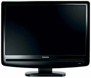 TOSHIBA 19AV505D LCD Colour TV Excellent condition with remote