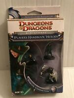 2009 Dungeons & Dragons Miniatures Players Handbook Heroes Martial Characters 3