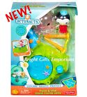 Octonauts Peso and the Giant Comb Jelly Playset Octo Crew Fisher Price Toy NEW!