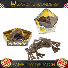Harry Potter Chocolate Frog Toy Prop Replica Official Noble Collection Gift UK