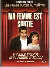 DVD NEUF THEATRE - MA FEMME EST SORTIE