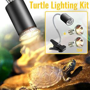 Hot Selling Turtle Lamps Lighting Kit Light Heat Reptiles ,2 x 75W Light Bulb