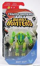 "TRANSFORMERS PRIME BEAST HUNTERS Legion Rot intestino 3 ""Predacon ACTION FIGURE-NUOVO!"