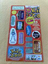 Sticker Sammelsticker Anime Stickerbogen Pokemon Kids Zone Sprüche Dr. Slump