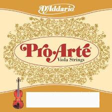 "D' Addario Pro-Arte Viola String Set 14-15 "" Medium"