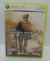 Call of Duty: Modern Warfare 2 - Xbox 360 Game - Complete & Tested