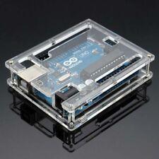 1pcs clear Acrylic Case Shell Enclosure Computer Box For Arduino UNO R3