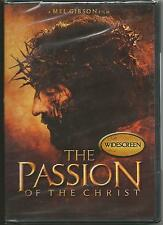 THE PASSION OF THE CHRIST~A MEL GIBSON FILM/JIM CAVIEZEL 2004 WIDESCREEN DVD NEW