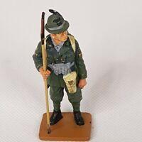 Del Prado - Italy-1940 Sergeant of Alpini - Painted Lead Soldier