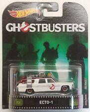 Hot Wheels Ghostbusters Ecto-1 Retro Ent. Egon Spangler Containment Proton