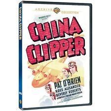 China Clipper DVD Pat O'Brien, Beverly Roberts, Ross Alexander, Humphrey Bogart
