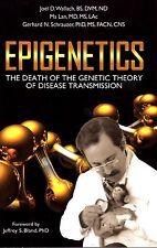 BRAND NEW EPIGENETICS Book From Dr. Joel Wallach Dead Doctors Don't Lie FREE CD