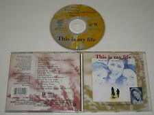 THIS IS MY LIFE/SOUNDTRACK/CARLY SIMON(QWEST/REPISE 7599-26901-2) CD ÁLBUM
