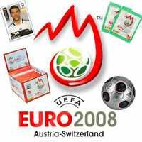 Panini EM 2008 EM08 Euro 5/10/20/50/100 Sticker aus fast allen aussuchen
