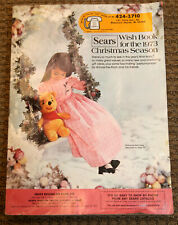 "Vintage Sears Roebuck 1973 Christmas Wish Book Catalog, 11""   B71-6-21"