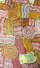 Minnie Pwerle Original Aboriginal Art Paintings