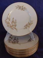New listing Lenox Arrowhead Dinner Plate 1 of 10 available Gold on Cream
