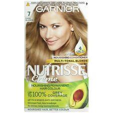 Garnier Nutrisse Creme 7 Dark Blonde