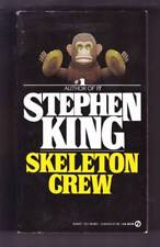SKELETON CREW by Stephen King - high grade unread paperback 1980s later printing