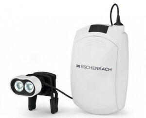 Beleuchtung für Lupenbrille Eschenbach HEADLIGHT LED Licht Kopflampe Lightning