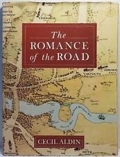 ROMANCE OF THE ROAD Cecil Aldin Coaching Driving Carriage Horse Coach Maps Inns