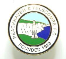 Peacehaven & Telscombe Football Club Enamel Badge - Non League Football Clubs -