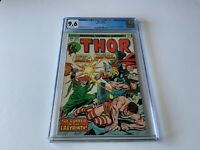 THOR 235 CGC 9.6 WHITE PAGES ABSORBING MAN HERCULES MARVEL COMICS 1975