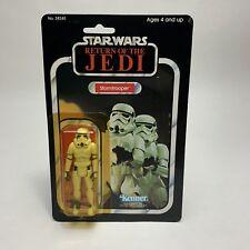 Vintage Star Wars Return Of The Jedi Stormtrooper 77 B Back Kenner No. 38240 New