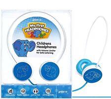 Groov-e gvmf01 azul infantil Auriculares con Volumen Limitador ORIGINAL / NUEVO