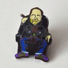 Tony Soprano Pin Badge, A Guy Called Minty, Rosso Bianco Nero,  Casuals, Ultras.