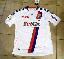maillot ol olympique lyonnais collector 2010 2011 domicile tous sponsors t : L