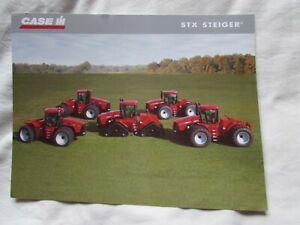 @Case IH STX Steiger Tractor Brochure @