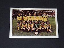 306 ESBJERG DANEMARK DANMARK UEFA C3 FOOTBALL BENJAMIN EUROPE 1980 PANINI