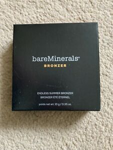 Bare Minerals Endless Summer Bronzer Shade Warmth 10g