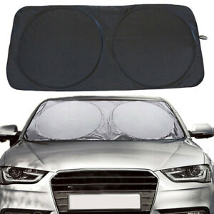 1Pcs Car Window Sun Shade Windshield Cover Block Front Sunshade UV Protect Film